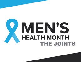 Head to toe men's health: The joints